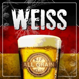 Kit Birra all grain Weiss