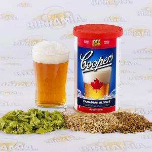 Coopers Canadian Blonde 1,7 kg - malto pronto