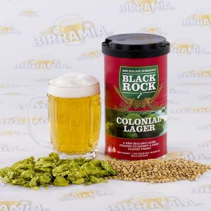 Black Rock Colonial Lager 1,7 kg - malto pronto