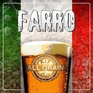 Kit Birra all grain al farro