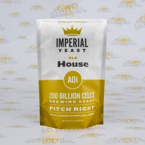 Lievito liquido A01 House - Imperial Organic Yeast