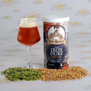 The Iron Duke - Red Ale 1,8 kg - malto pronto