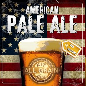 all grain American Pale Ale Nano