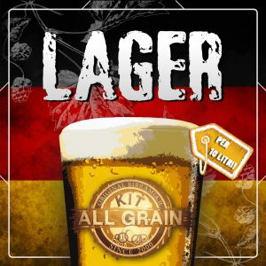 all grain Lager Nano