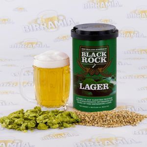Black Rock Lager 1,7 kg - malto pronto