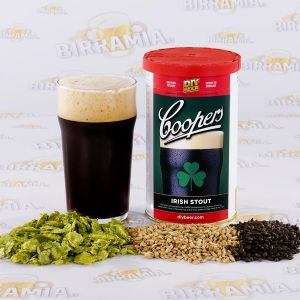 Coopers Irish Stout 1,7 kg - malto pronto