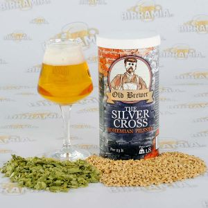 The Silver Cross - Bohemian Pilsner 1,8 kg - malto pronto