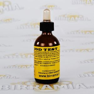 Jod Test 30 ml (test dello iodio)